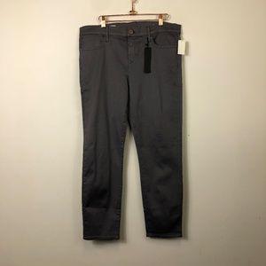 NWT Gap 1969 Gray Legging Jeans